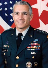 Gen Wesley Clark