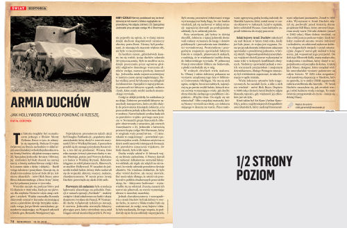 Ghost Army Poland article