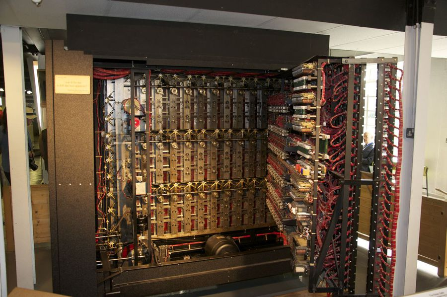 Reconstructed Turing Bombe