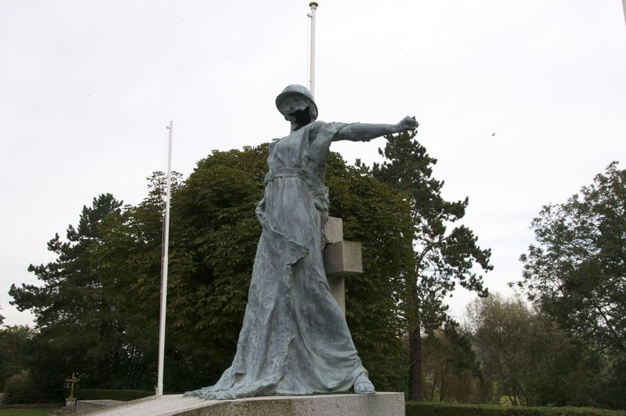 Trevieres War Memorial