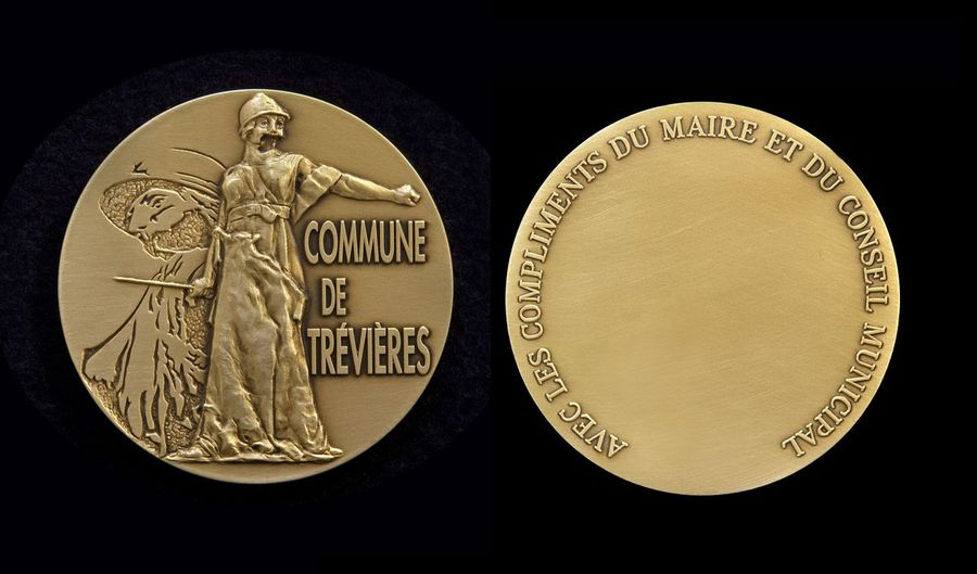 Trevieres Medal