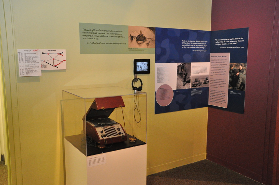 Ghost Army. Historical Society of Rockland County