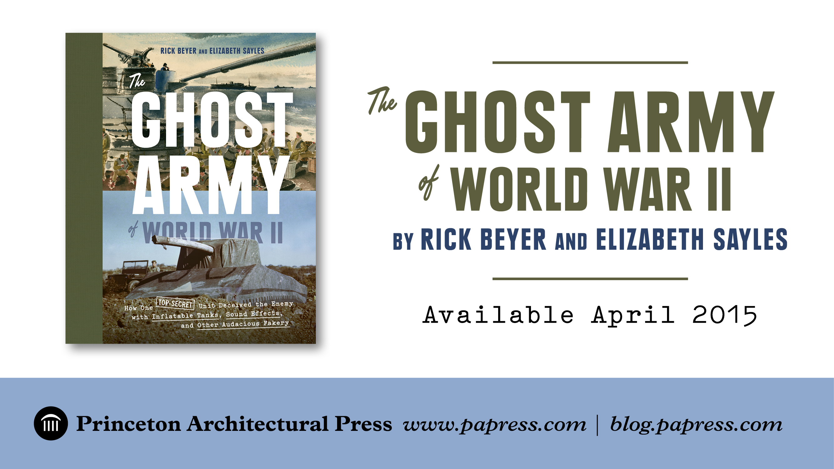 The Ghost Army of World War II Book Trailer